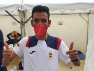 Ayad Lamdassem, 5º y diploma olímpico en maratón