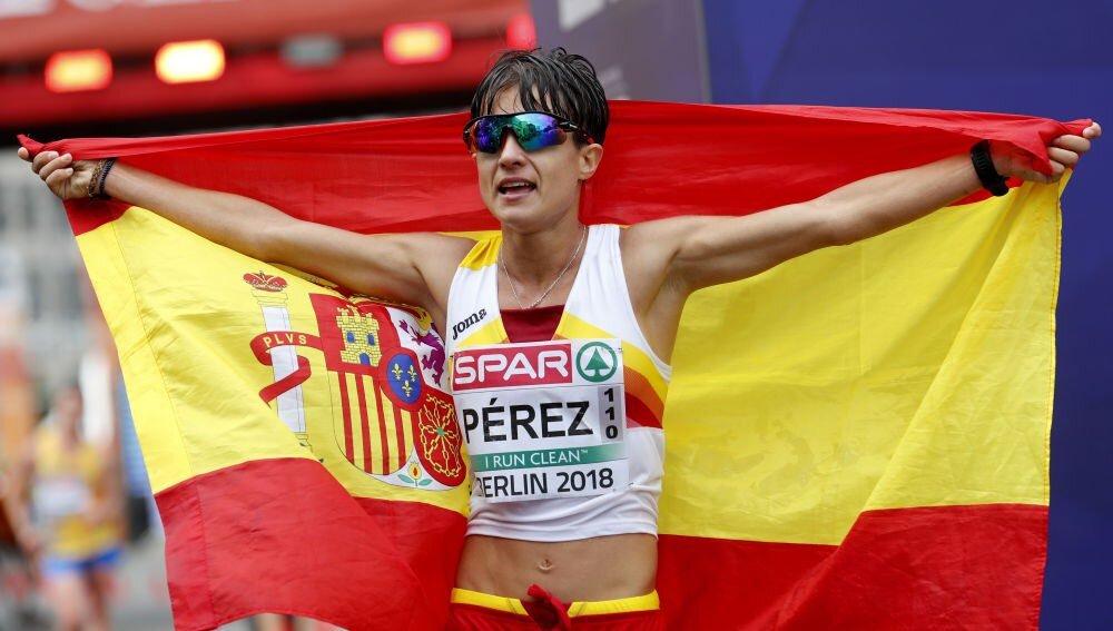 María Pérez. Fuente: COE