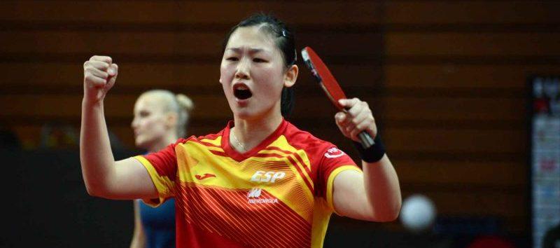 María Xiao. Fuente: Rfetm