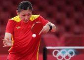 María Xiao y Álvaro Robles debutan con victoria en Tokyo 2020