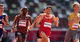 Ignacion Fontes y Adel Mechaal, a la final de 1.500