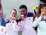 España iguala en Tokyo 2020 el medallero de Río 2016