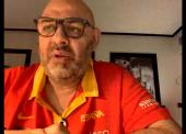 """Lucas Mondelo: """"Somos un equipo, no una selección, esa es nuestra ventaja competitiva"""""""