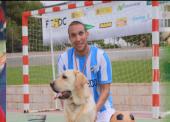"""Antonio Martín 'Niño': """"Hay pocas cosas en la vida que me hagan más feliz que marcar un gol"""""""