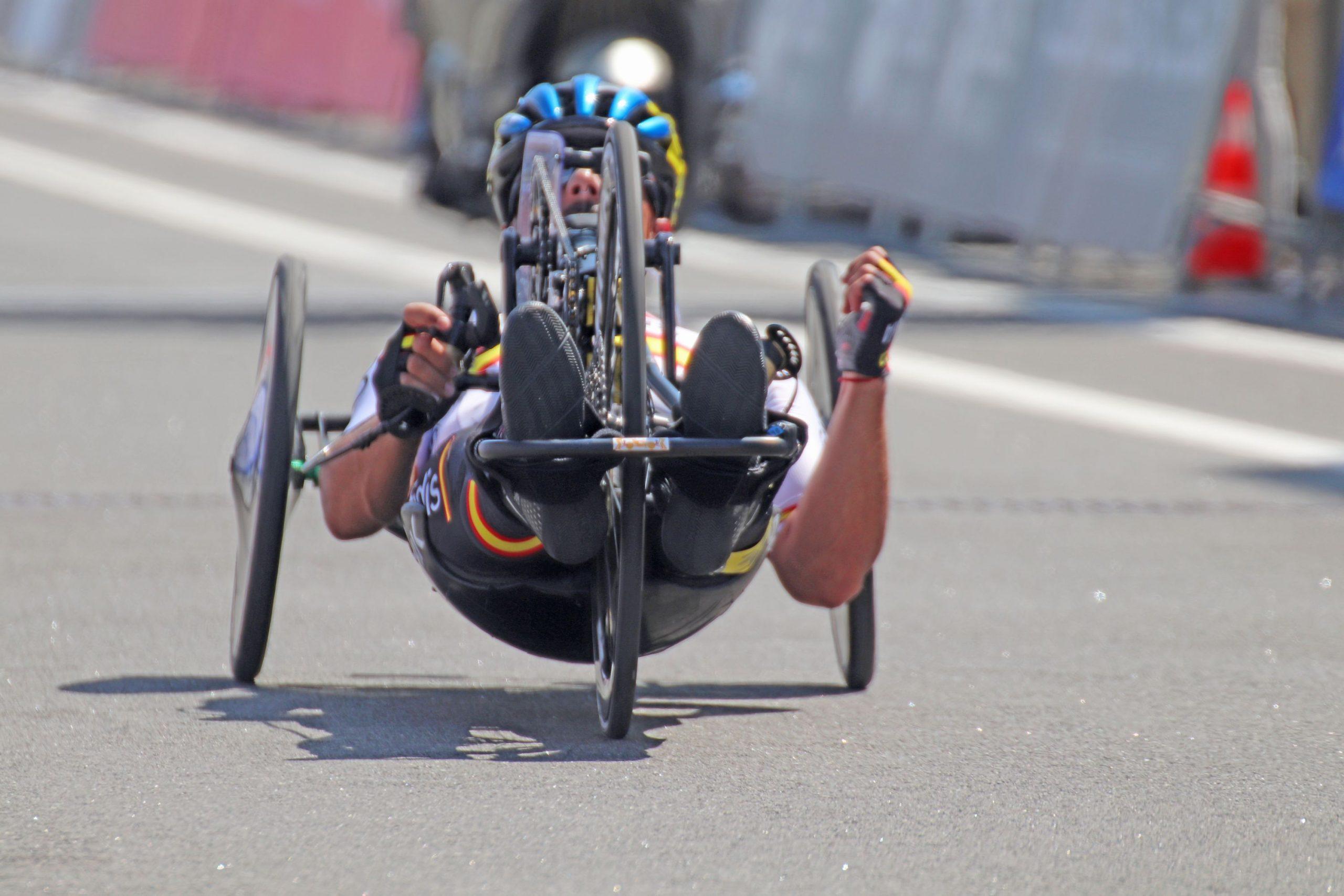 Mundial de Ciclismo Adaptado 2021. Fuente: Rfec