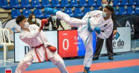 La Federación Andaluza de Karate, oro en el medallero del Campeonato de España