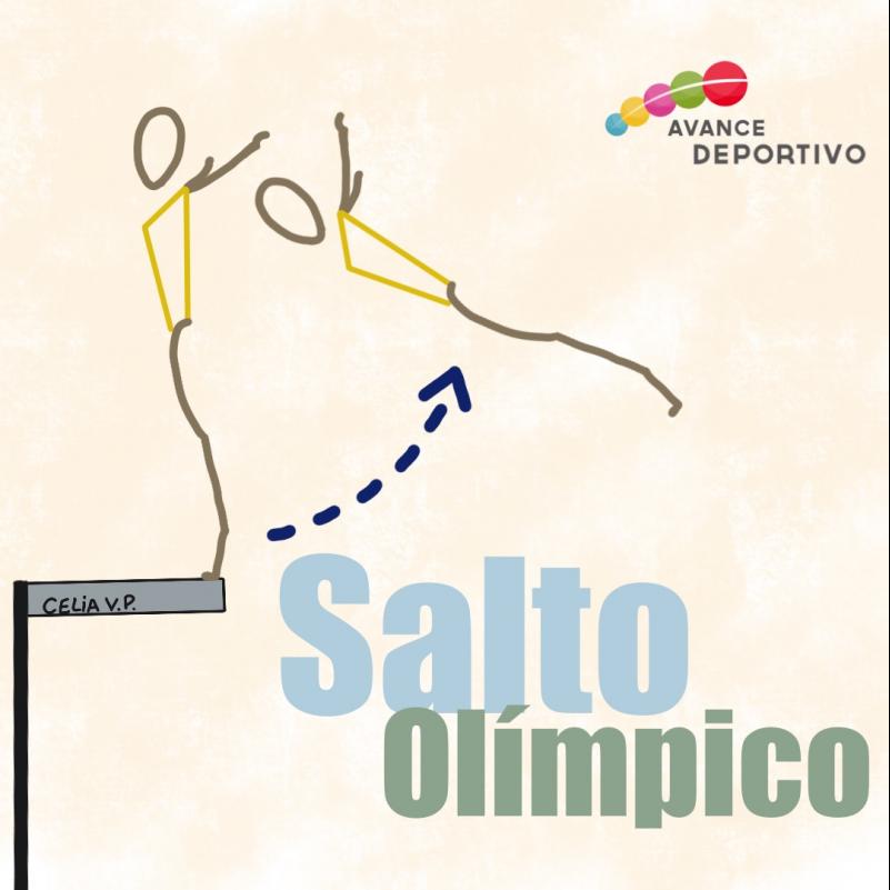 Saltos Olímpicos. Fuente: Avance Deportivo/CVP