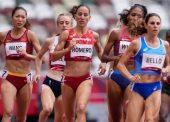 Natalia Romero, mejor española en la jornada matinal de atletismo