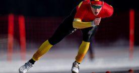 Nil Llop, patinando a toda velocidad desde los cuatro años
