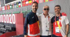 Pablo Abián debuta con victoria en sus 4º Juegos Olímpicos