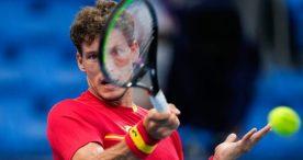 Pablo Carreño, bronce tras vencer a Novak Djokovic