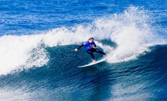 Pablo Solar, un surfista incombustible