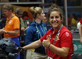 """Patricia García: """"Lo vivido en los Juegos de Río 2016 no lo cambio por nada"""""""