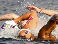 Paula Ruiz, 16ª en la final olímpica de los 10 km de aguas abiertas