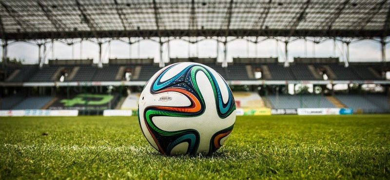 Fútbol. Fuente: Michal Jarmoluk en Pixabay.