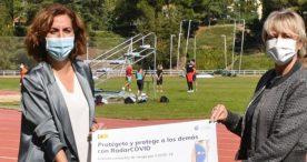 El Gobierno se apoyará en el deporte y los deportistas para generalizar el uso de la APP Radar Covid