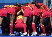 Las 'Redsticks' caen en Tokio frente a Argentina