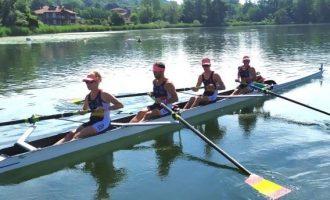 El equipo de 4 con timonel, a los Juegos Paralímpicos
