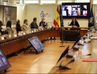 Irene Lozano reúne en el CSD a las capitanas de los equipos de Primera del fútbol femenino