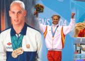 Richard Oribe, pasión, coraje y felicidad en el agua