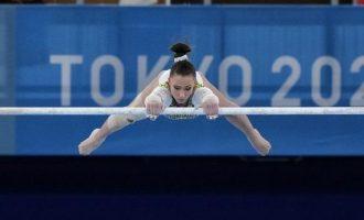 Roxana Popa, 22ª en la final de concurso completo individual