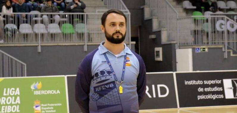 Rubén Sánchez. Fuente: Rfevb