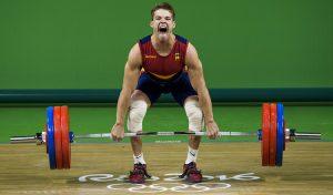 """David Sánchez: """"Ser olímpico es un sueño que dura de por vida y quiero repetir en Tokio"""""""