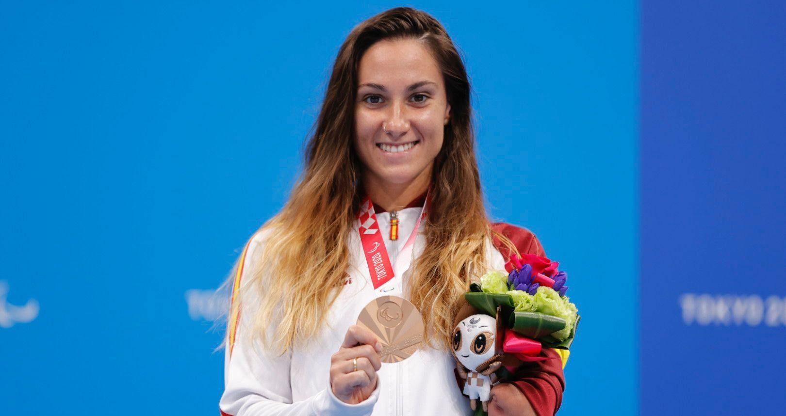 Sarai Gascón. Fuente: CPE