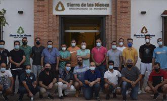 Un proyecto pionero en el deporte malagueño agrupa a los municipios de la Sierra de las Nieves