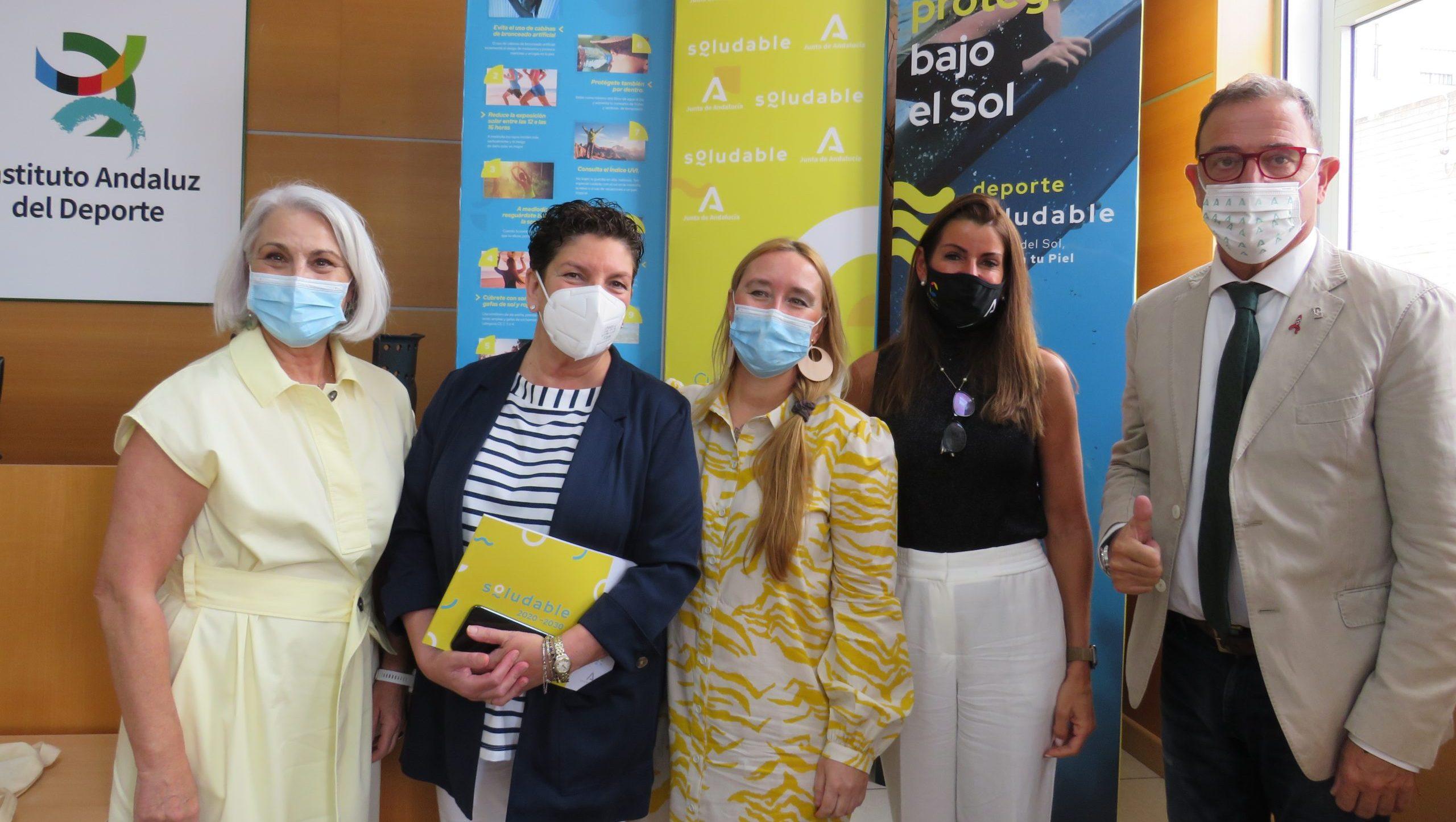 Proyecto Soludable. Fuente: Junta de Andalucía