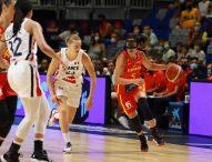 España gana a Francia en Málaga (72-61)