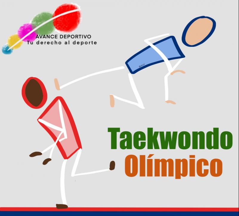 Taekwondo Olímpico. Fuente: Avance Deportivo/CV