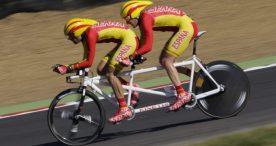 Christian Vengé, un volcánico ciclista en la carretera y en el velódromo