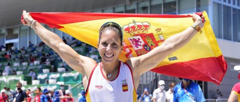 Teresa Portela. Fuente: COE