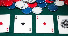 Los tres tipos de póker con más jugadores