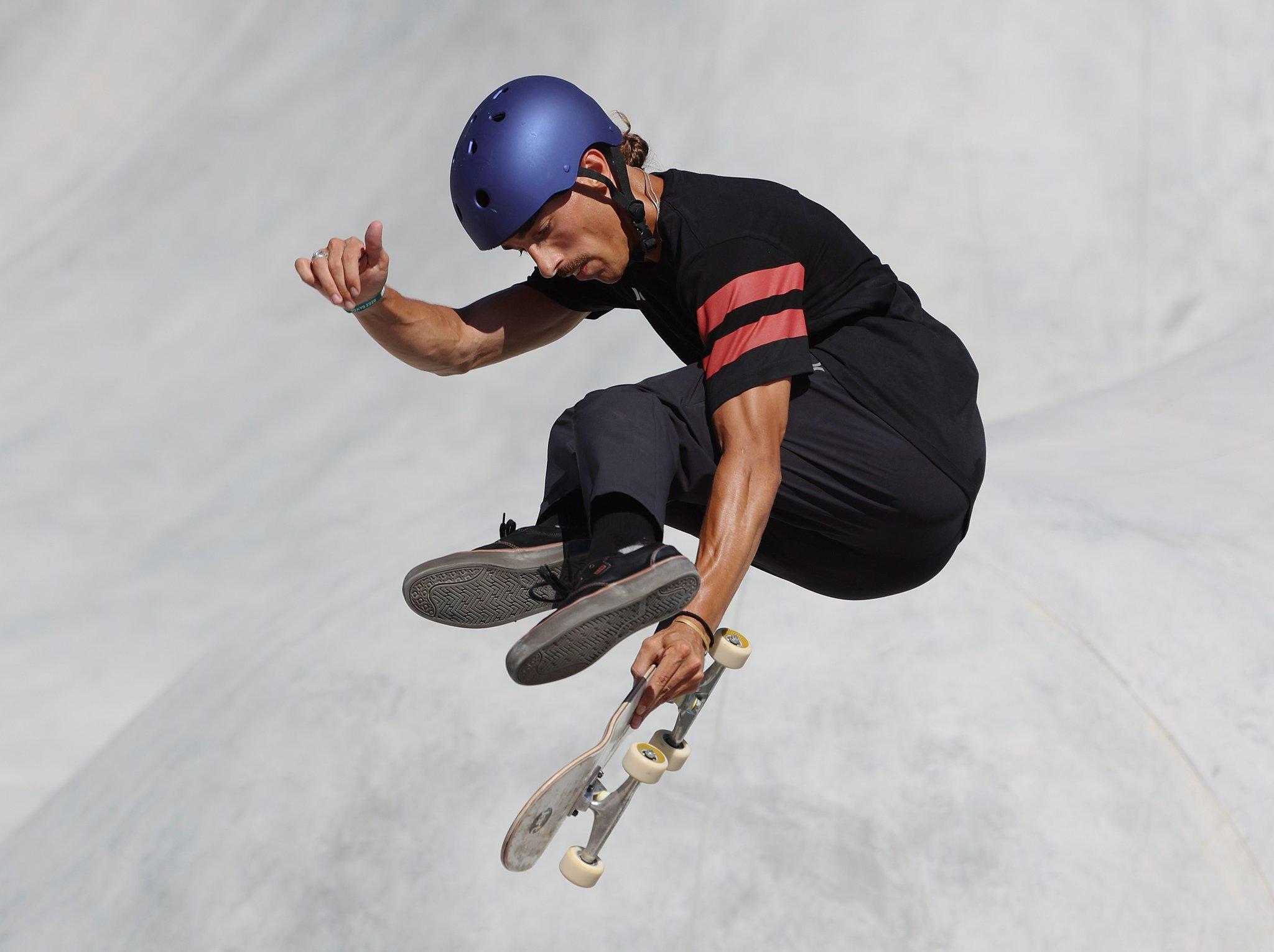 Danny León. Fuente: Rfep/Tokyo2020