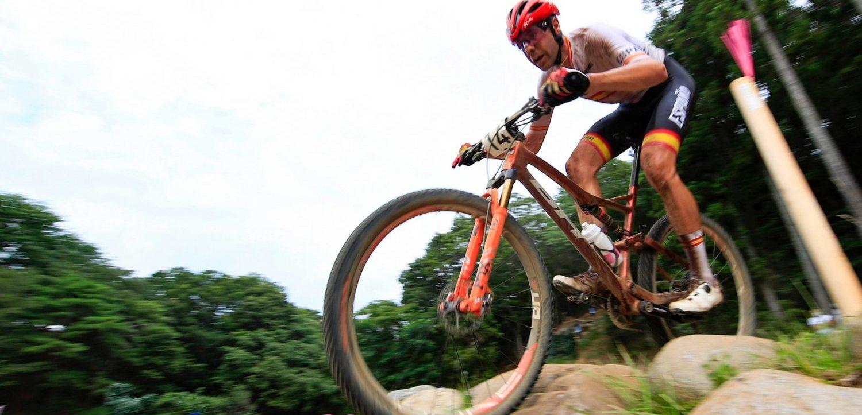 David Valero. Fuente: Fotos: Comité Olímpico Español/RFEC-Photo GomezSport.