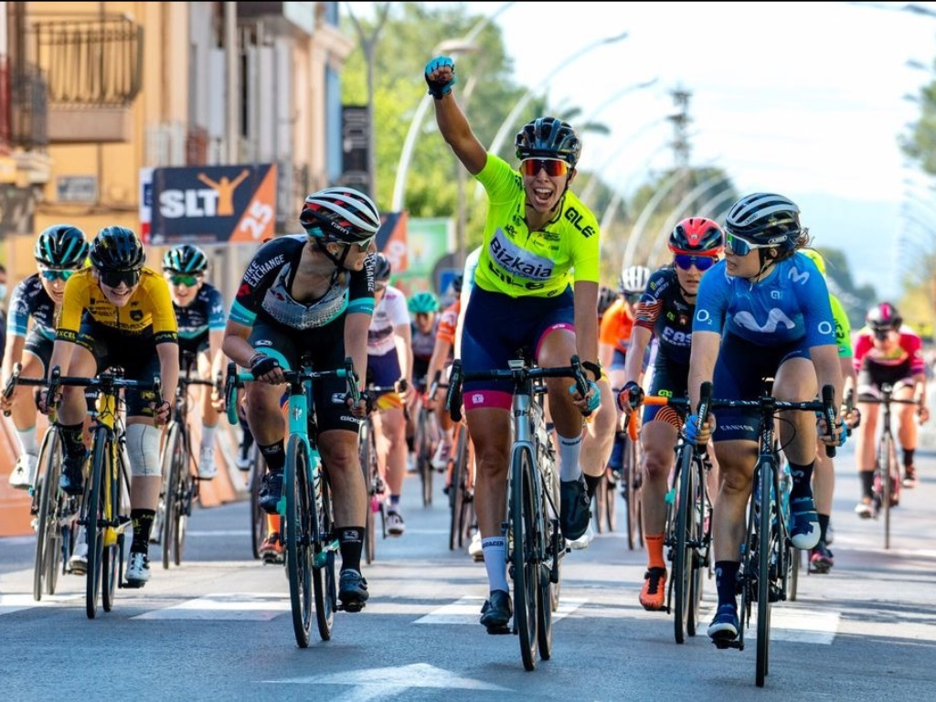 Vuelta Ciclista Andalucía. Fuente: Deporinter