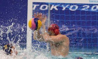 España se queda sin premio en waterpolo masculino