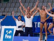 España se mete en la lucha por las medallas