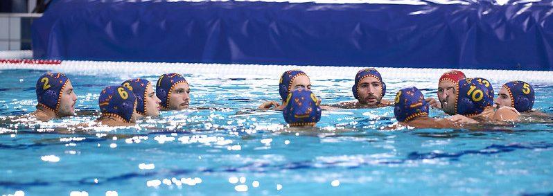 Selección Española Masculina de Waterpolo. Fuente: COE