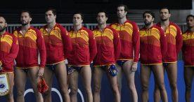 La Selección Española Masculina de Waterpolo, invicta a cuartos de final