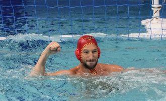 Nueva goleada de la Selección Española Masculina de Waterpolo