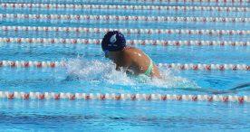 Michelle Alonso, segunda nadadora española en obtener el billete directo a los juegos paralímpicos de Tokio